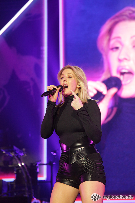 Ellie Goulding (live in Frankfurt am Main, 2016)